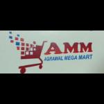 Aggarwal Mega Mart logo
