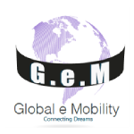Global e Mobility logo