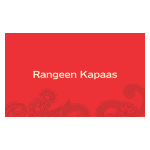 Rangeen Kapaas in Pune is using RetailCore Software for fashion store