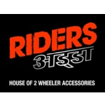 Logo of Riders Adda Mumbai Store for Bike Accessories and Parts