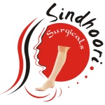 Logo of Sindhoori Surgicals at Hyderabad