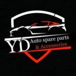 YD Auto Spare Parts store in Bhutan logo