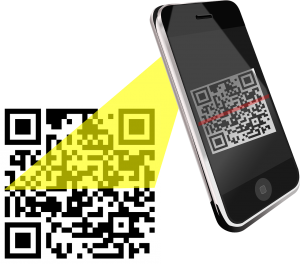 QR CODE SCAN FROM MOBILE PHONE