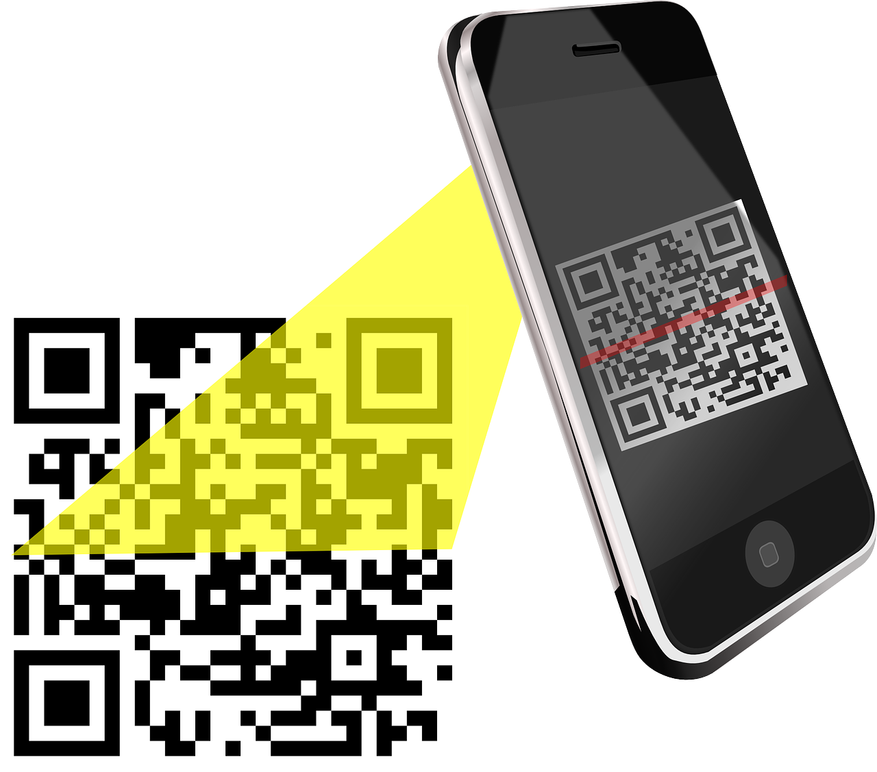 Barcode and QR Code Label Samples from Retailcore software