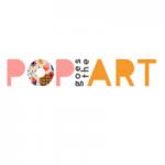 Pop Goes the Art logo - Mumbai based art store