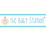 Logo of The Baby Station in Delhi