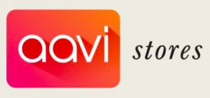 aavi stores logo in Agra
